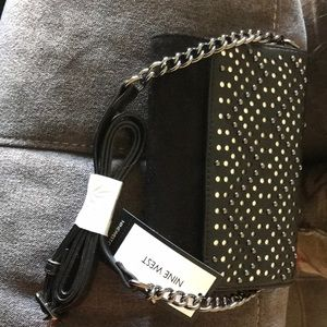Nine West crossbody purse/clutch